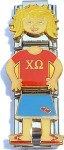 CC7272 Sorority Chick Italian Charm