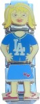 Los Angeles Dodgers Chick  Charm Chick Italian Charm