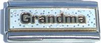 CT1374 Grandma (superlink) Italian Charm