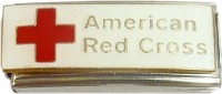 American Red Cross Italian Charm