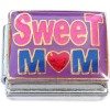 CT9778 Sweet Mom Italian Charm