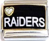 Love Raiders Italian Charm