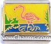 CT9441 Flamingo Italian Charm