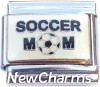 CT9760 Soccer Mom Italian Charm