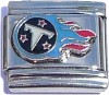 Tennessee Titans 9mm Italian Charms
