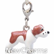 CH504 American Fox Hound Dog Dangle