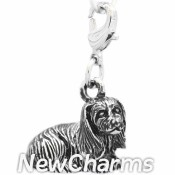 CH511 Long Ear Dog Dangle