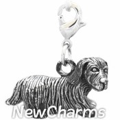 CH514 Petit Bassett Griffon Dog Dangle