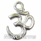 JT108 Silver Ohm ORing Charm