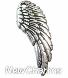 JT136 Silver Wing ORing Charm