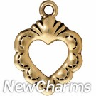 JT158 Gold Open Heart