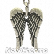 CH102 Gunmetal Wing Dangle