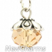 CH452 November Birthstone Dangle