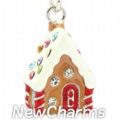 CH553 Gingerbread House Dangle