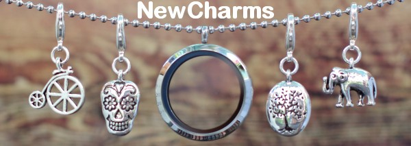 Dangle Locket Charms from NewCharms