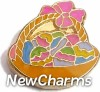H1562 Easter Egg Basket Floating Locket Charm
