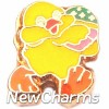 H1563 Chick Floating Locket Charm
