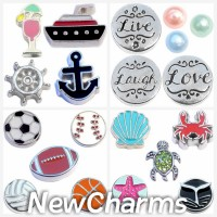 CSL101 Back to School Charm Set for Floating Lockets